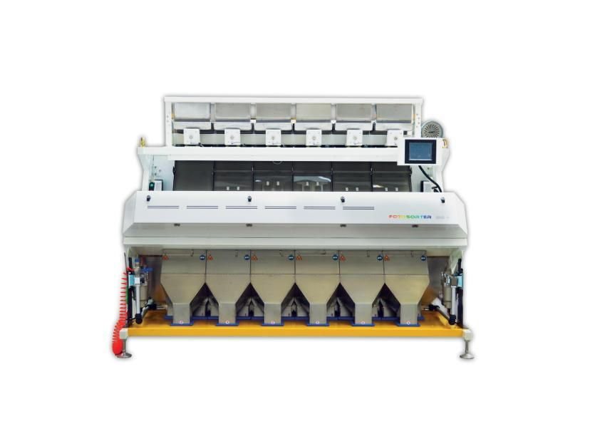 Six Channel Fotosorter B6+ Color Sorter