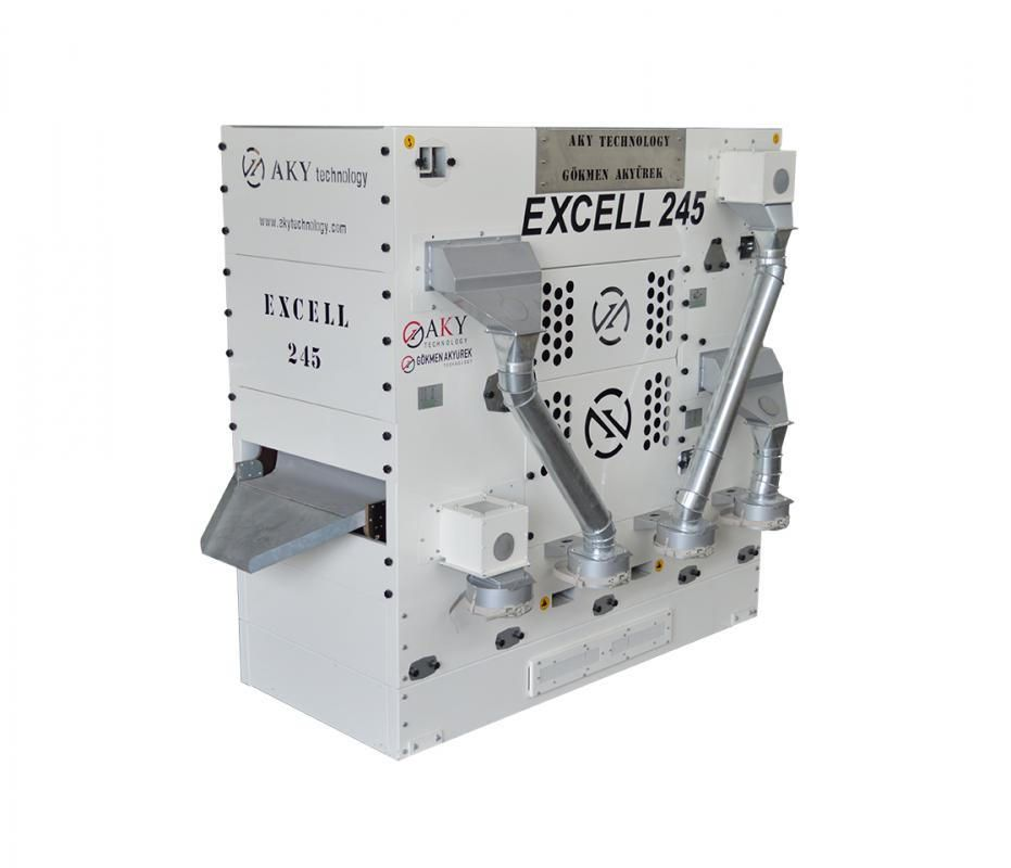 Excell 245 Grading Machine