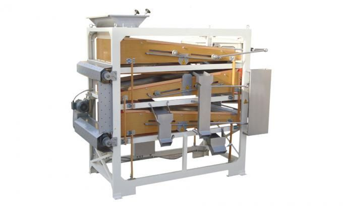 Three Deck Grading Machine