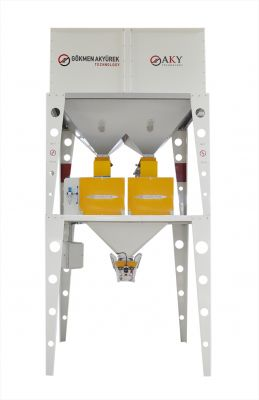 Electronic Weighing and Bagging Machine (Double Scale)