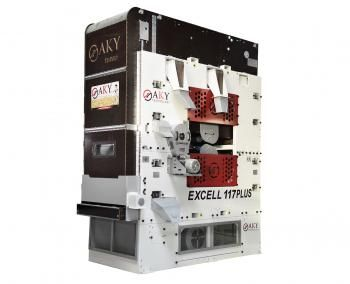 Excell 117 Plus Pre Cleaning Machine