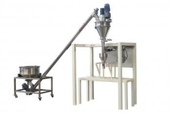 Semi-Automatic Powder Filling and Packing System