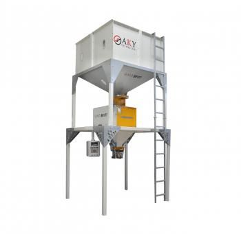 Electronic Weighing and Bagging Machine (Single Scale)