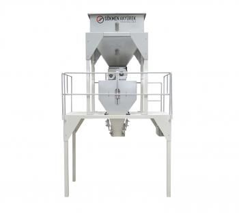 Powder Weighing and Bagging Machine (Auger Filler)