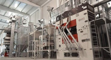 Seed Cleaning and Processing Machines