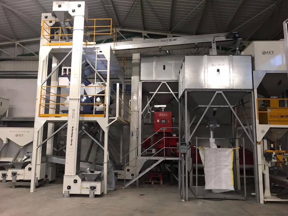 6 T/H Seed Processing Plant