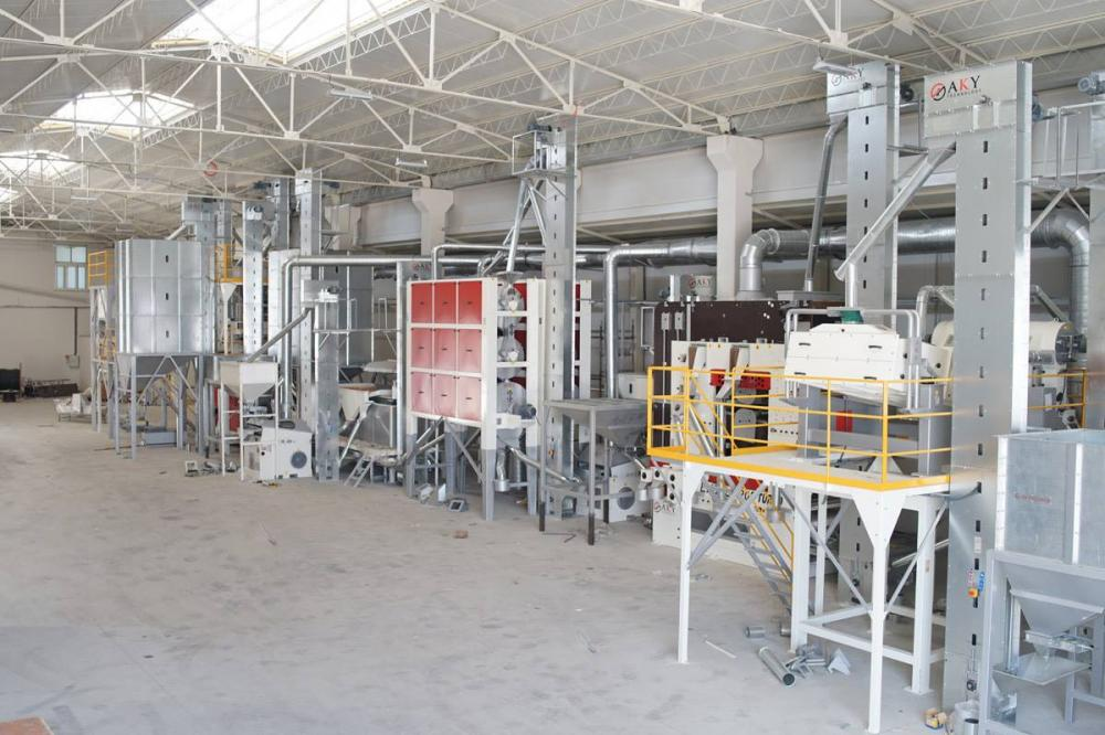 Pulses Processing Plant