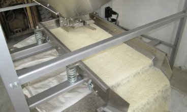 Rice Packing Plant