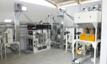 5 Ton / Hour Pulses Screening Packing Plant