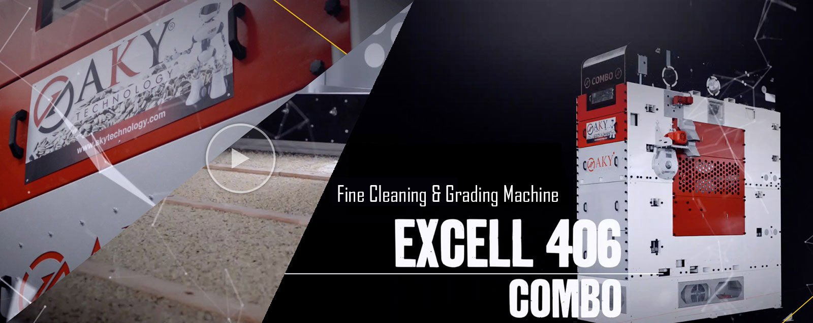 The World's Largest Pre-Cleaning and Grading Machine